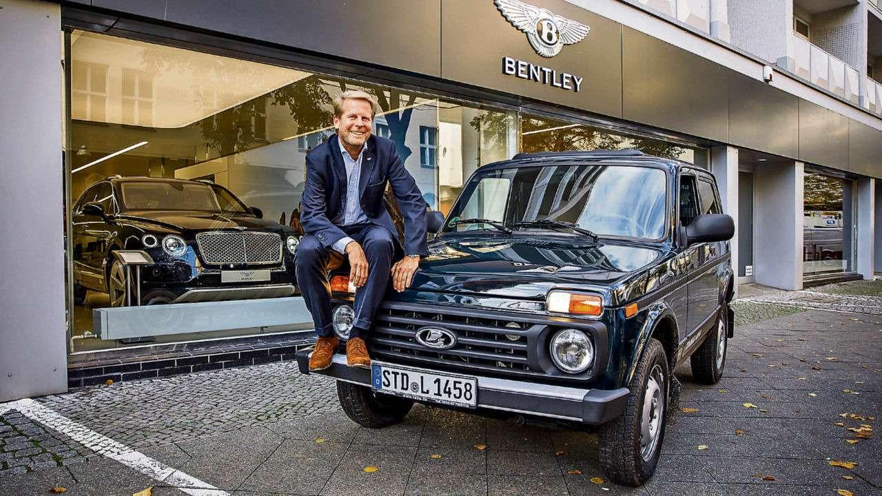 Немцы «сравнили» Ладу 4x4с Bentley Bentayga. Вывод неожиданный!— фото 811611