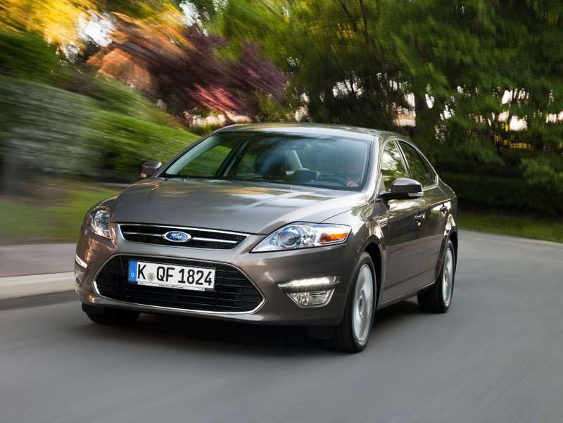 Ford Mondeo, S-Max иGalaxy получили новые моторы