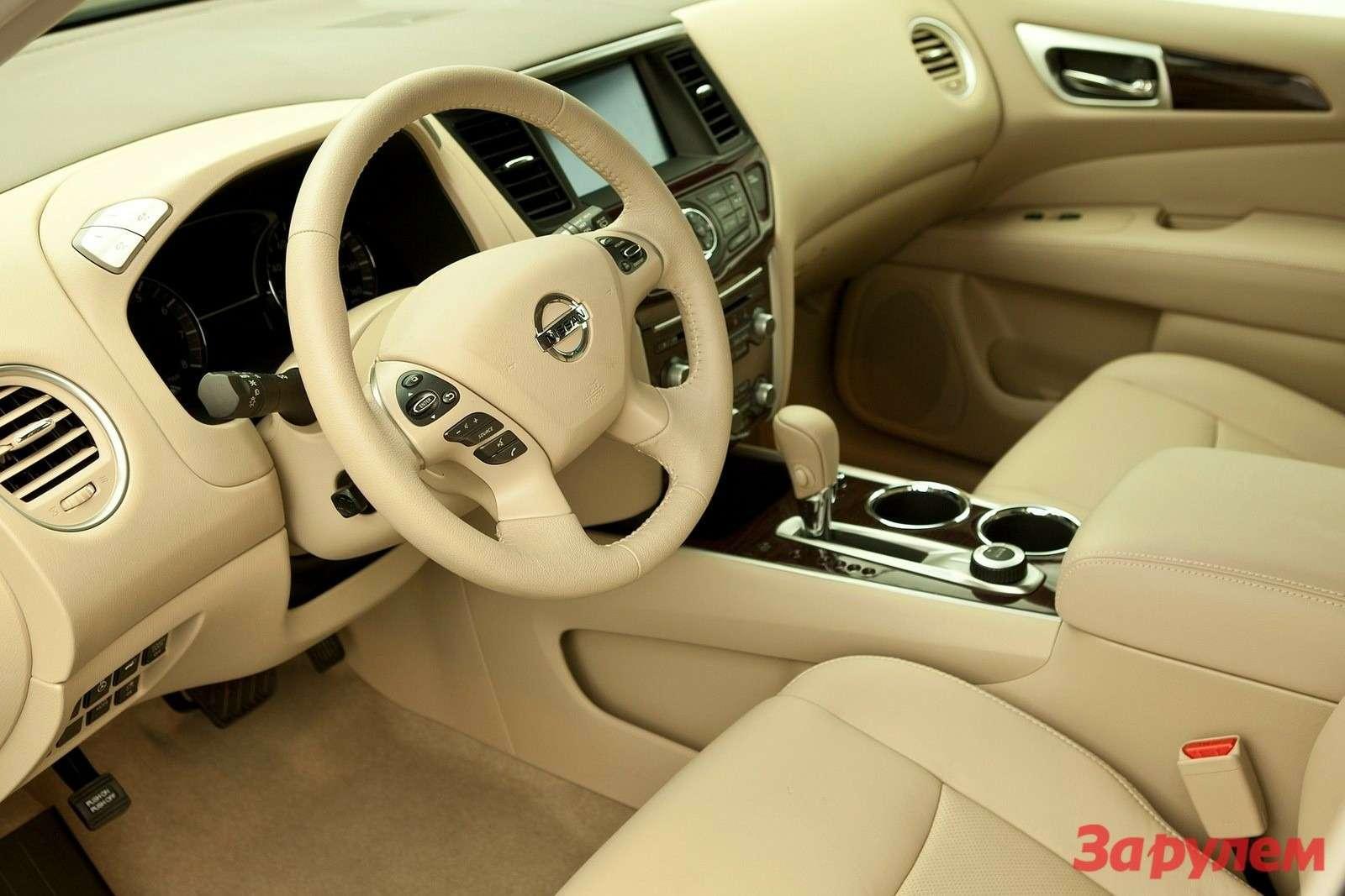 Nissan Pathfinder Hybrid 2014 1600x1200 wallpaper 0c