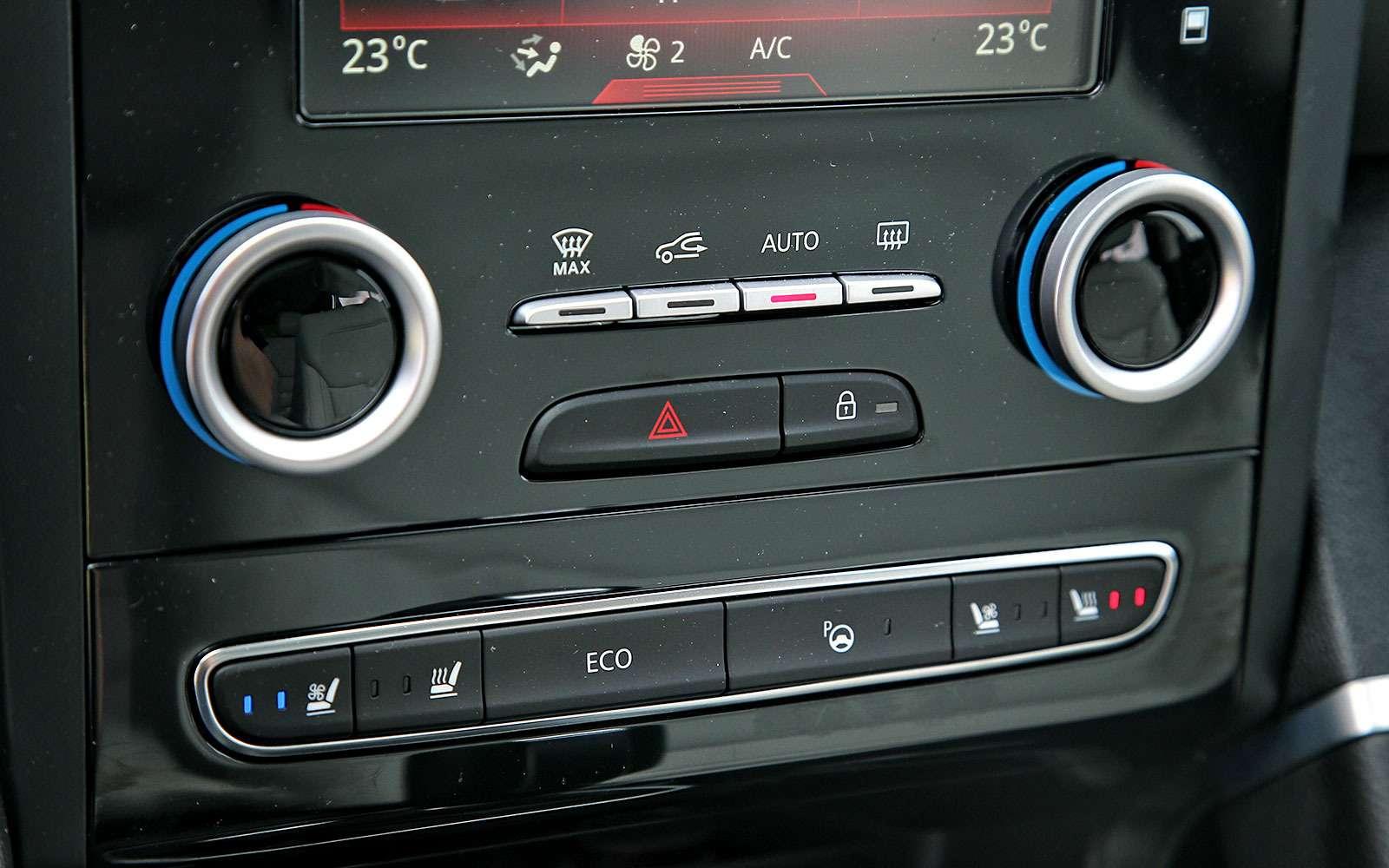 Чемновый Renault Koleos лучше старого— фото 763867