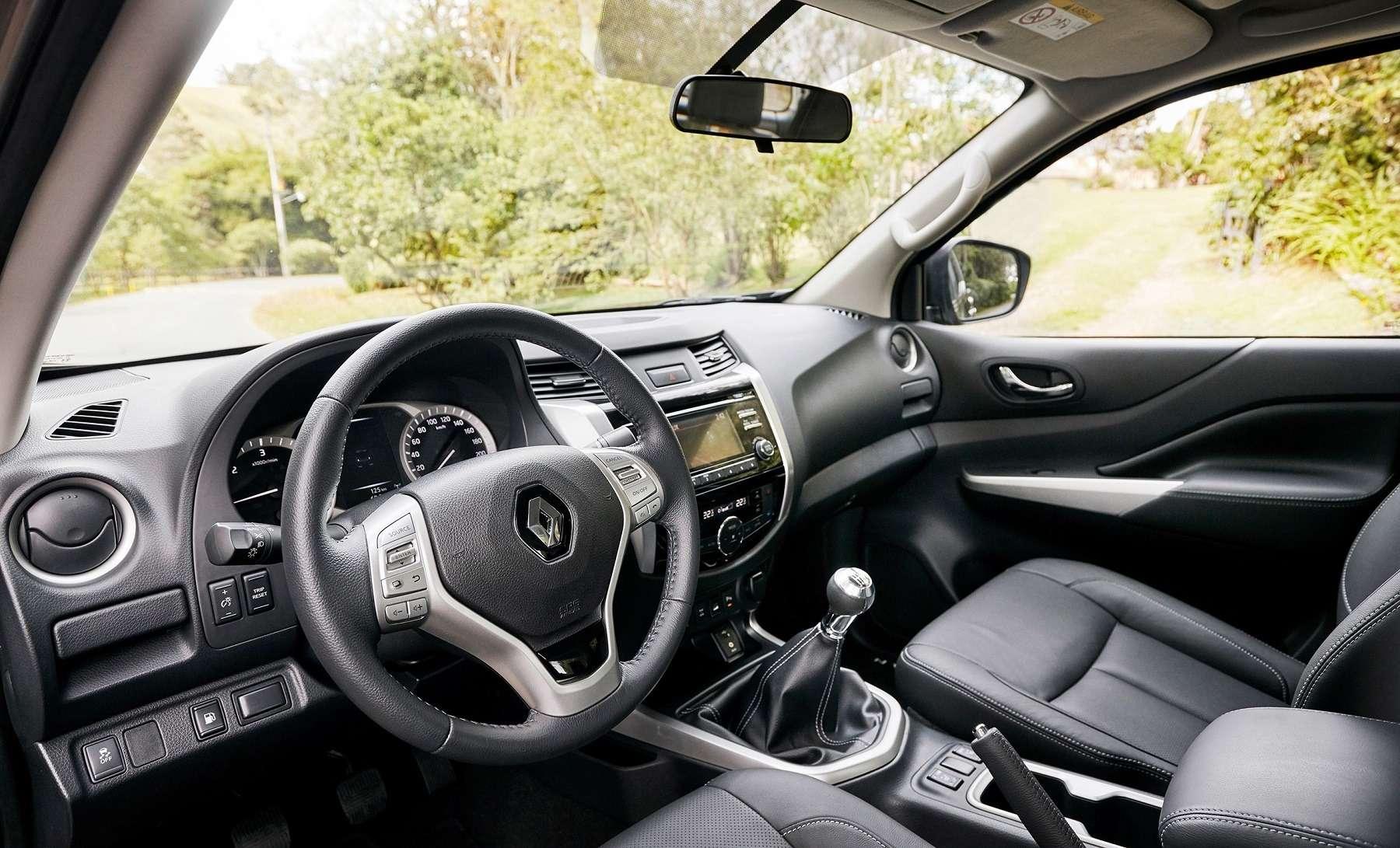 Ниссан поимени Renault: представлен пикап Alaskan— фото 603826