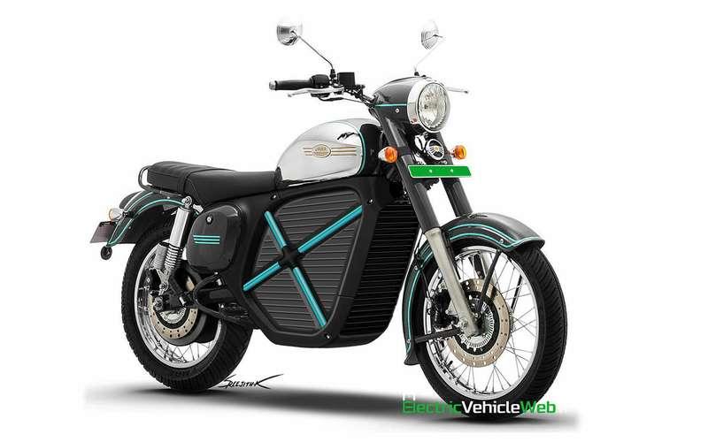 Воттак (возможно) будет выглядеть Jawa нового поколения