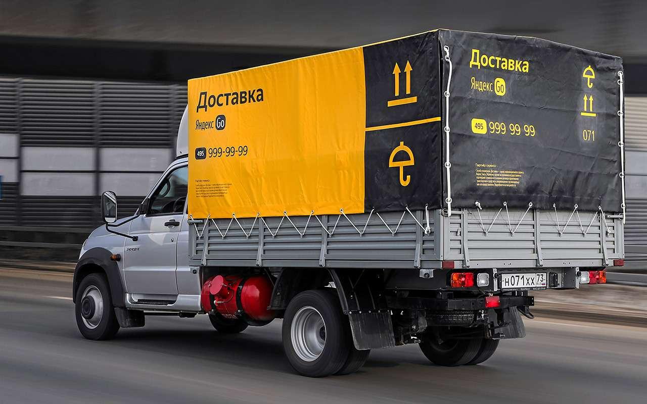 6-колесный УАЗ Профи— тест особой версии— фото 1247198