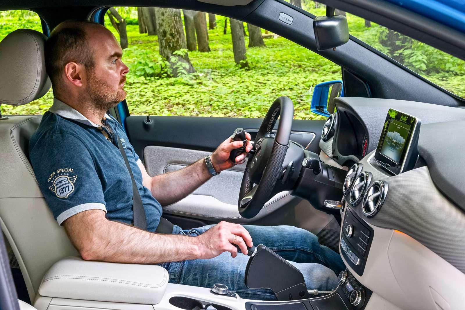 Машины длялюдей сограниченными возможностями: своими руками— фото 609778