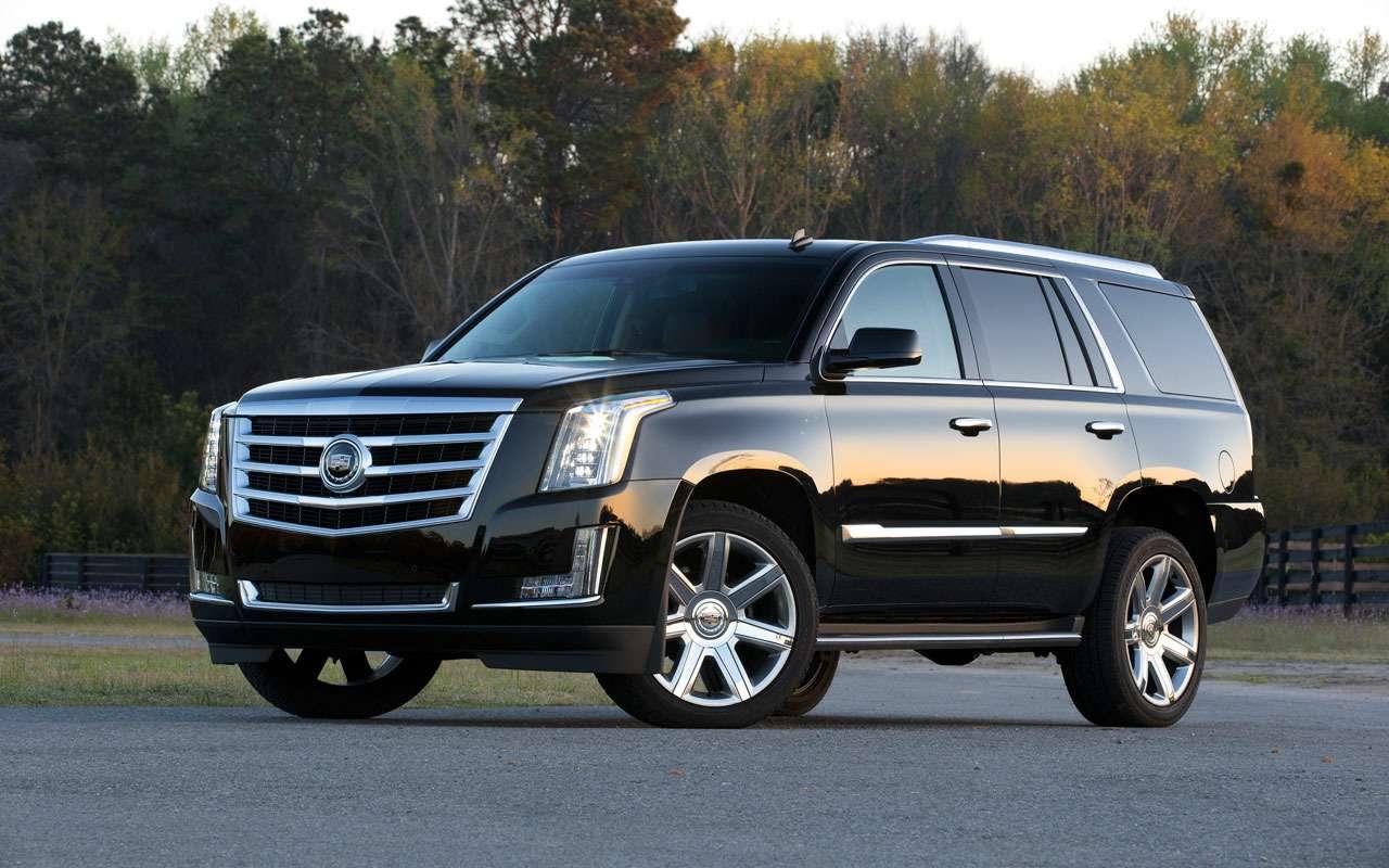 7 больших плюсов и5относительных минусов Cadillac Escalade— фото 984637