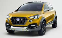 Концепт Datsun GO Cross