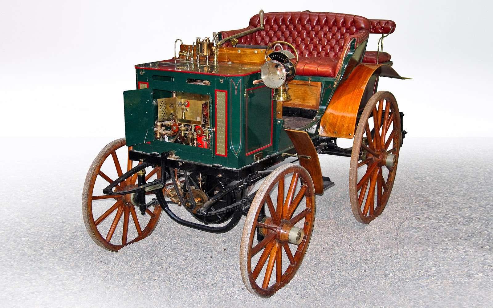 Изобретения века: автомобили— подростки иакселераты— фото 704014