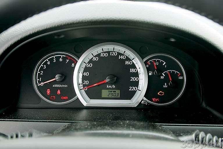 Chevrolet Lacetti. Крести— козыри— фото 67386