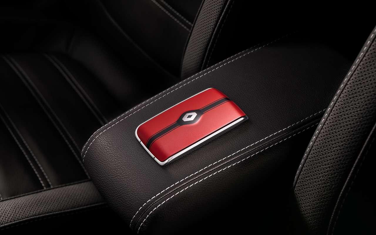Известны цены икомплектации первых Renault Arkana— фото 975998