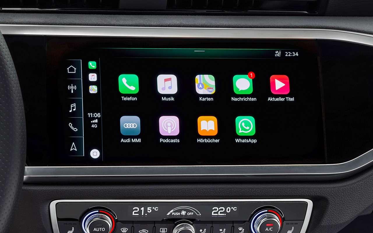 Тест нового Audi Q3— европейской сборки, носроссийскими нюансами— фото 928469
