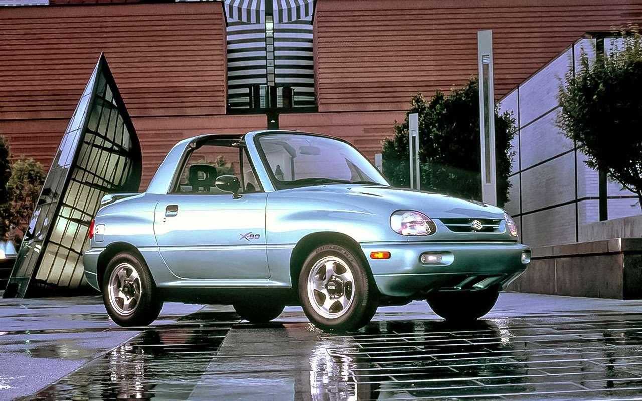 13самых некрасивых автомобилей последних 25лет— фото 776804