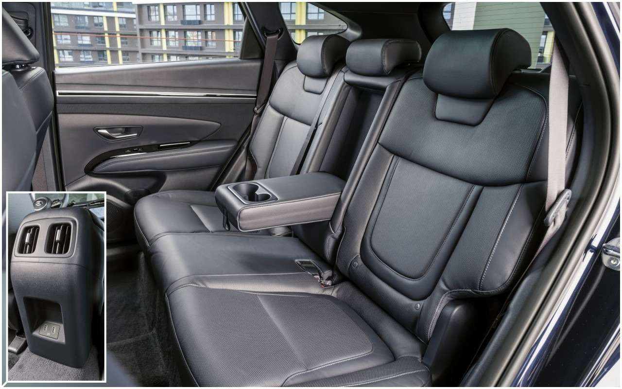Новый Hyundai Tucson: выбрали оптимальную версию (из25!)— фото 1269645