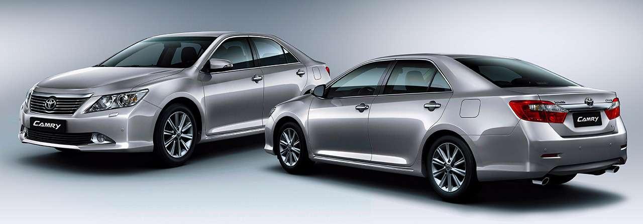 Toyota Camry навторичке: все еенеисправности— фото 989598