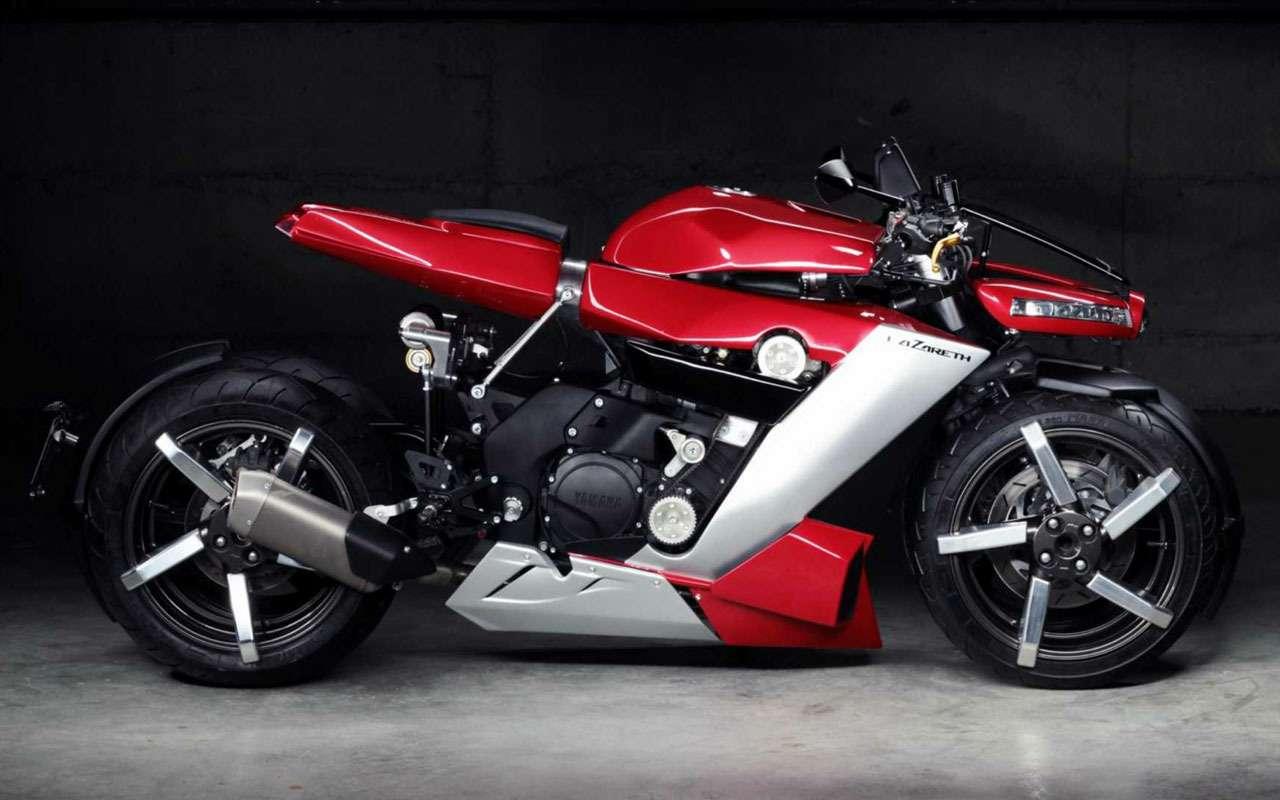 Четырехколесный мотоцикл за... 100 тысяч евро— фото 1085982