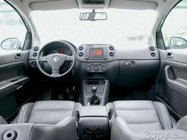 Volkswagen Golf Plus. Вагон задора— фото 58355