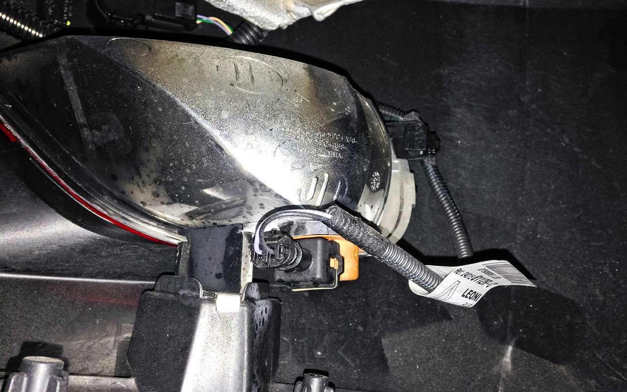 Renault Kaptur— тест-ремонт ЗР— фото 784393