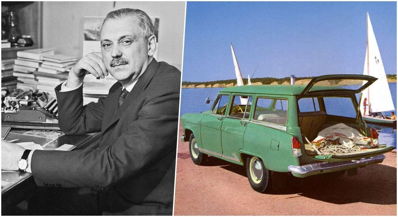 Автомобили советской богемы— как она добывала иномарки— фото 1101125