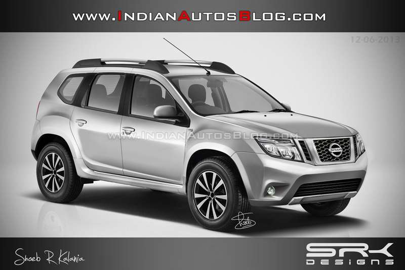 no copyright Nissan Terrano