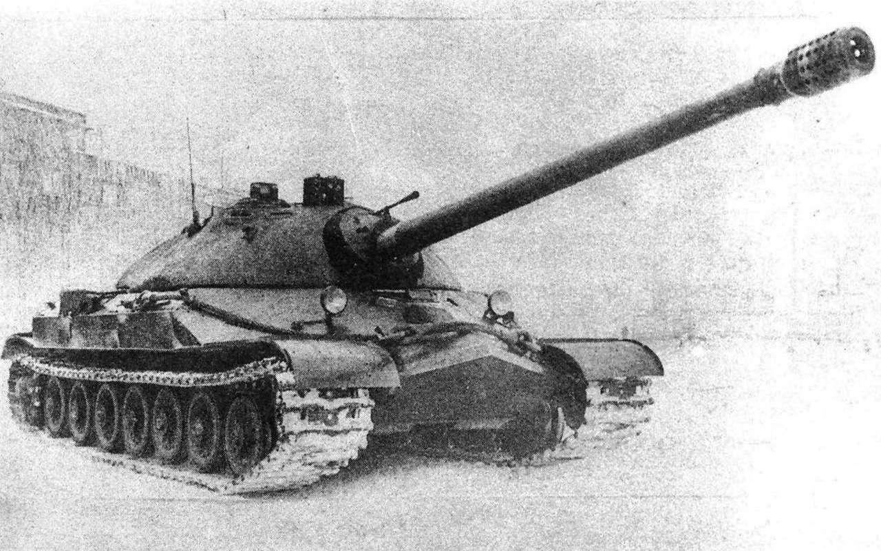ИС-7: неизвестный советский танк-монстр— фото 960634