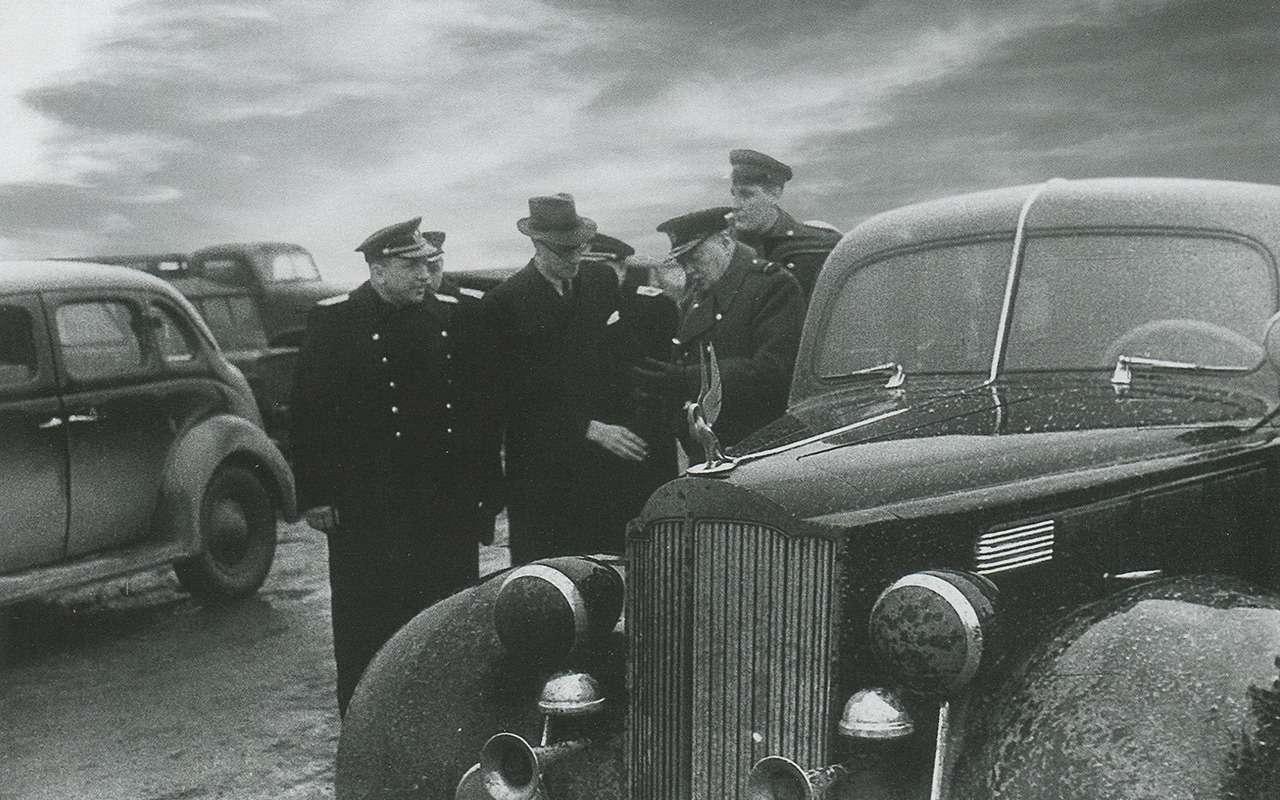 Packard Twelve: любимая машина Сталина— фото 1227316