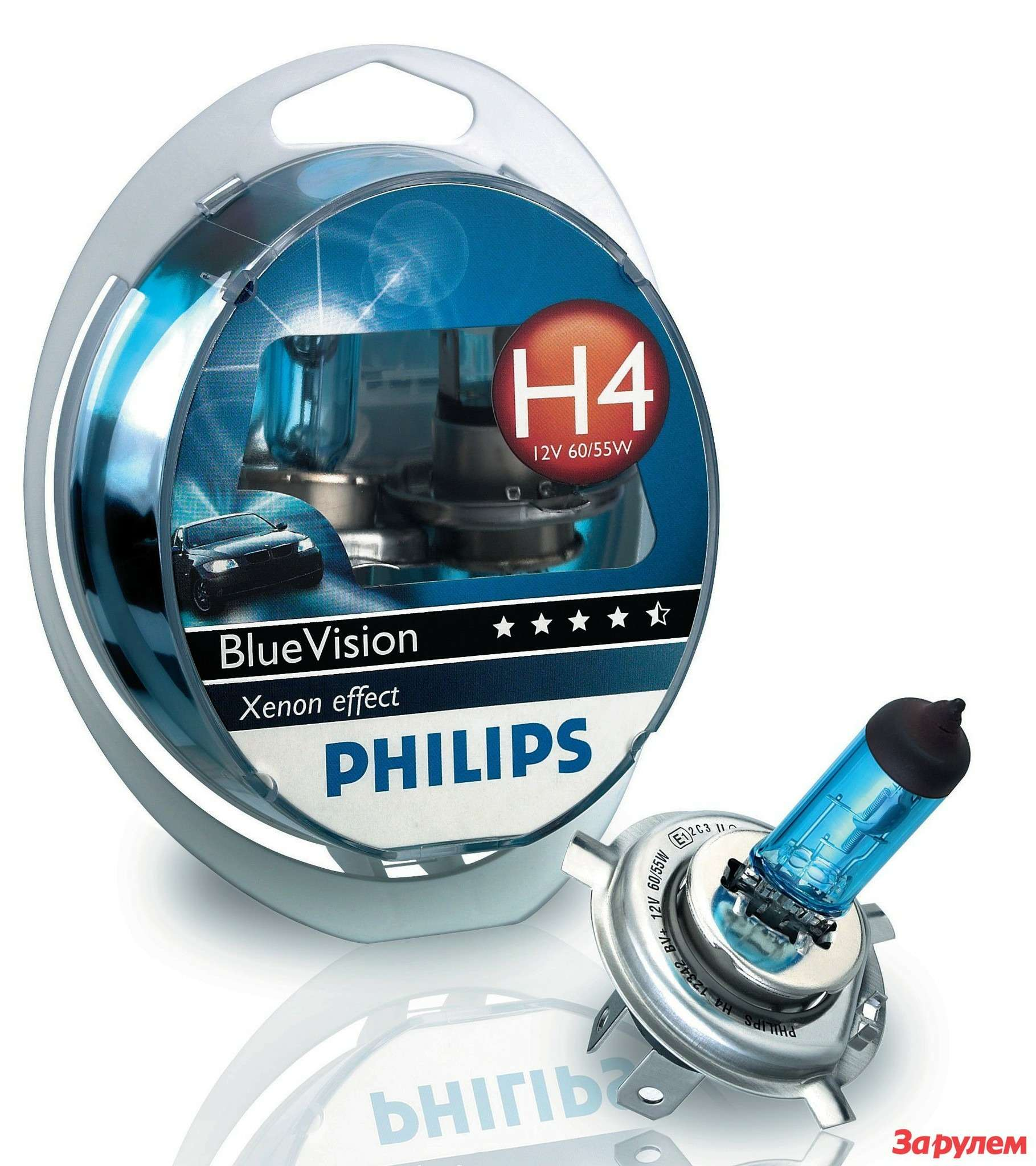 PHILIPS BLUE VISION 12342BV