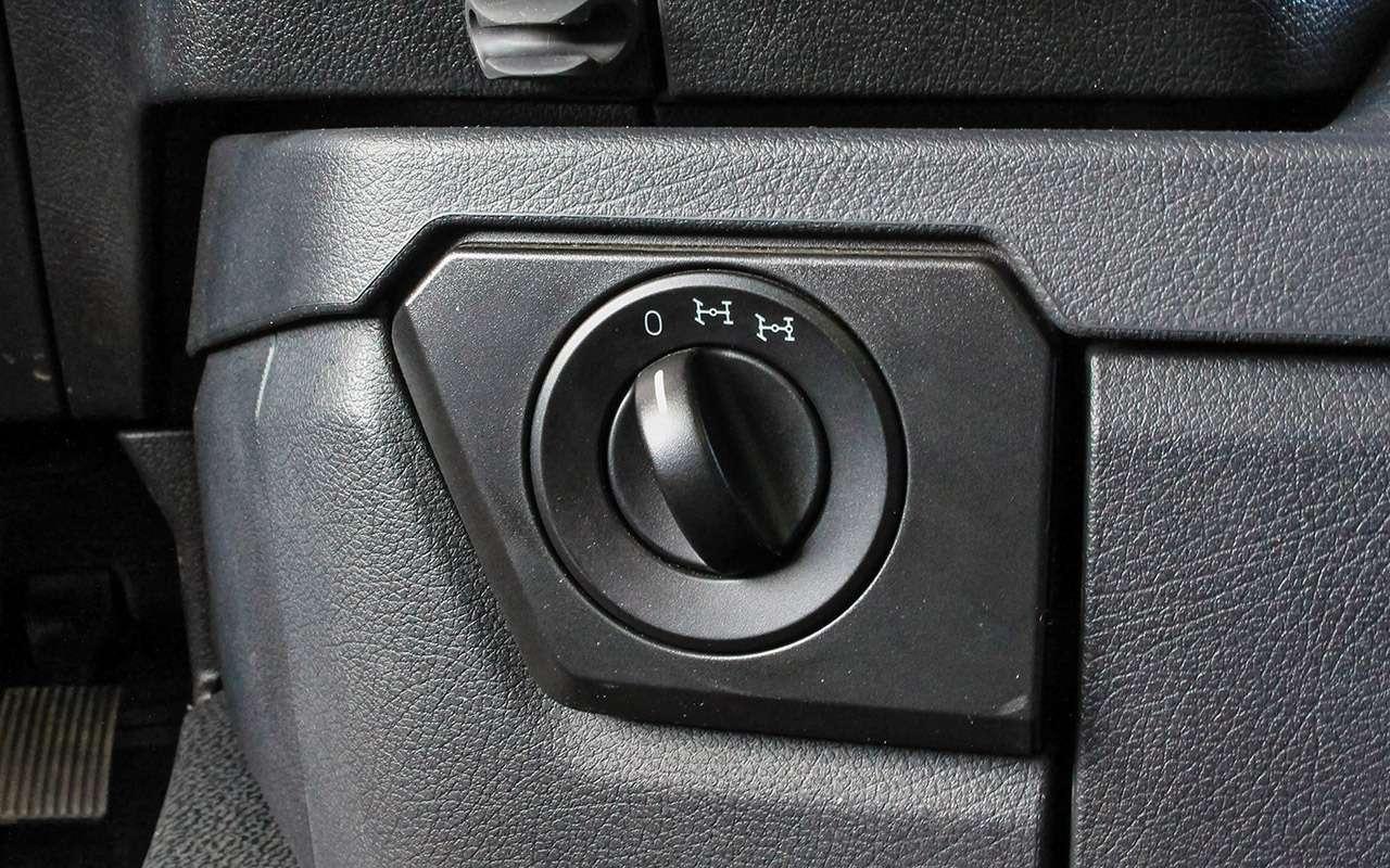 Mercedes-Benz Actros иArocs MP4: комплектация дляРоссии— фото 931093