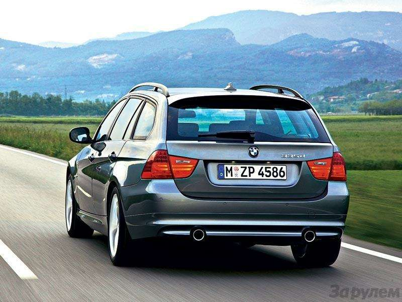 Презентация BMW 3-series: O'zapft is! — фото 89443