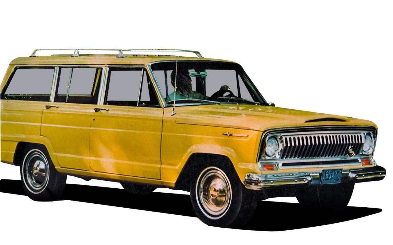 Самая популярная Волга: ГАЗ-24 и ее зарубежные аналоги - фото 1153085