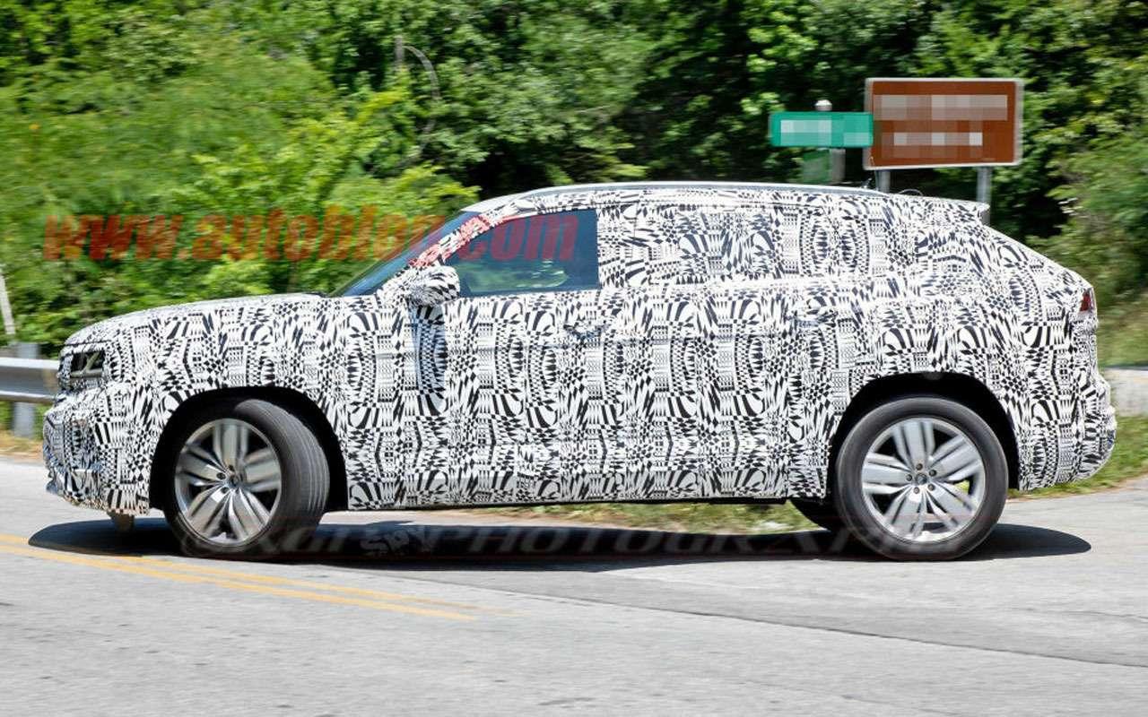 Кросс-купе отVWскоро поступит впродажу— фото 977992