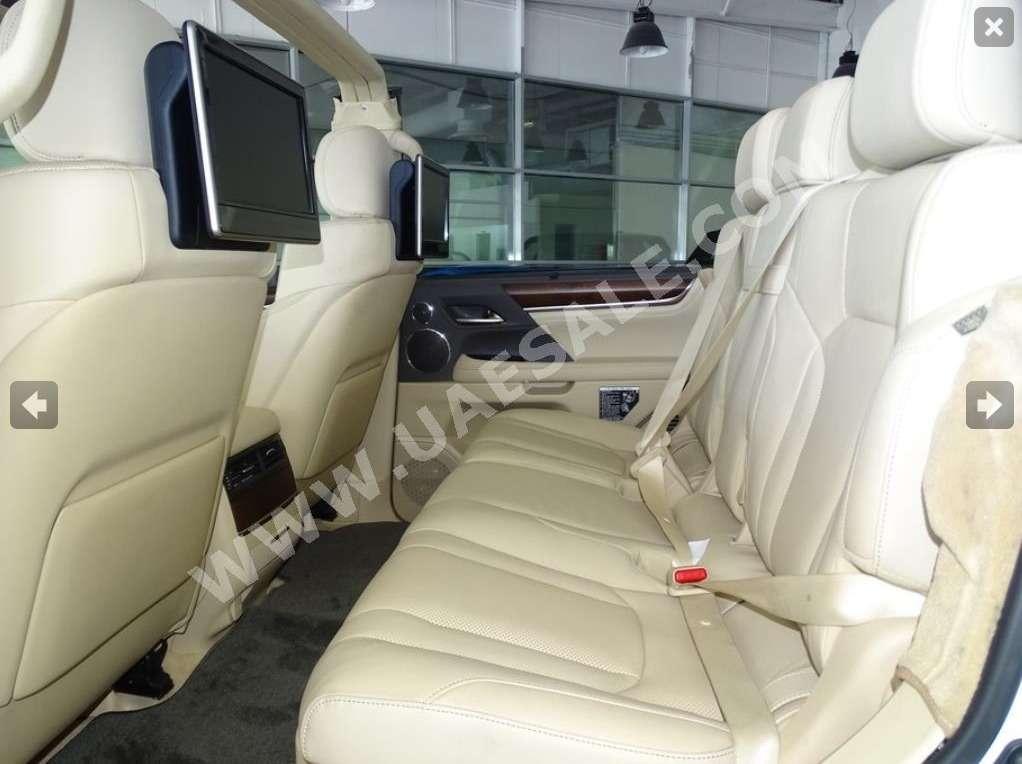 Арабская свежесть: вседорожнику Lexus отрезали крышу— фото 630790
