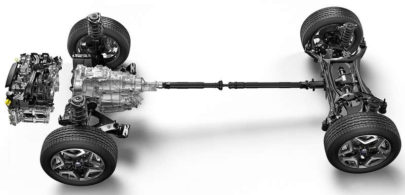 Новый Subaru XV— тест-драйв ЗР