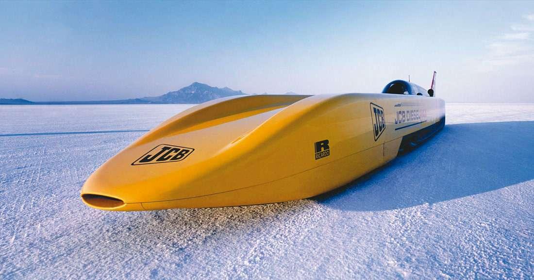 Имбы внебо— самые быстрые автомобили Земли— фото 811652