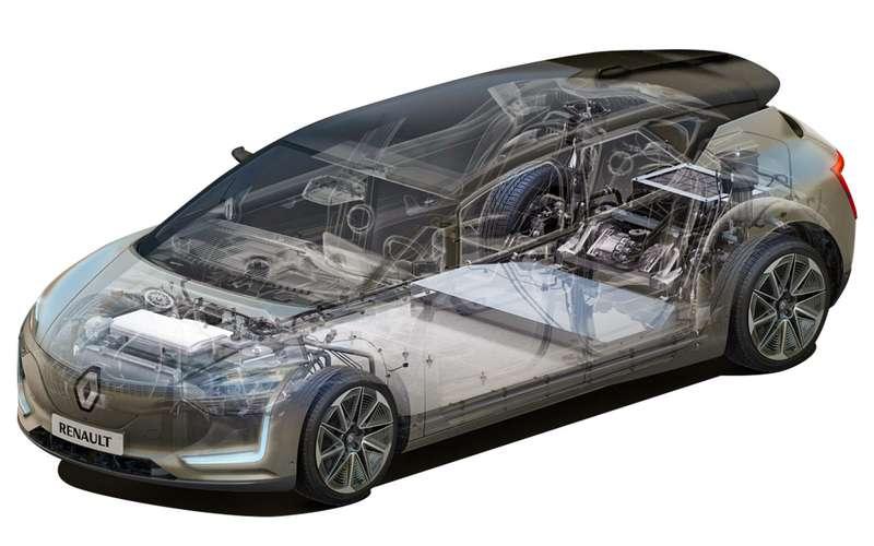 Робомобиль: первый тест-драйв беспилотника Renault