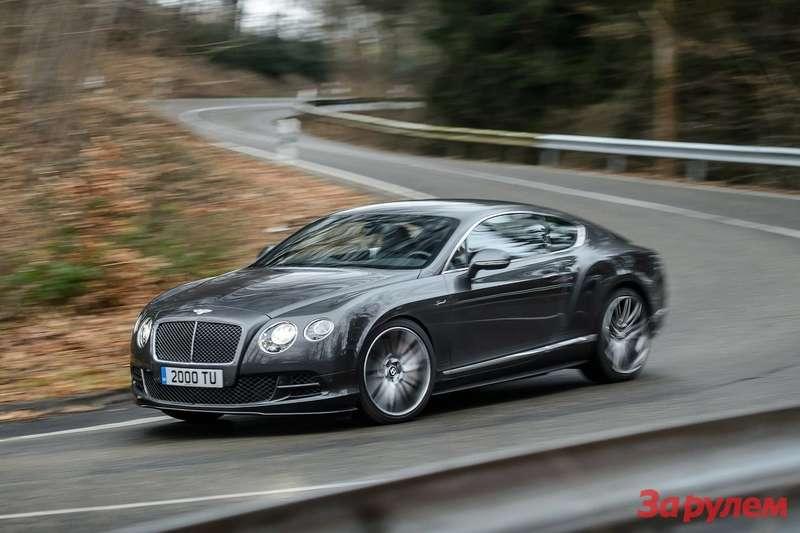 Bentley Continental GTSpeed