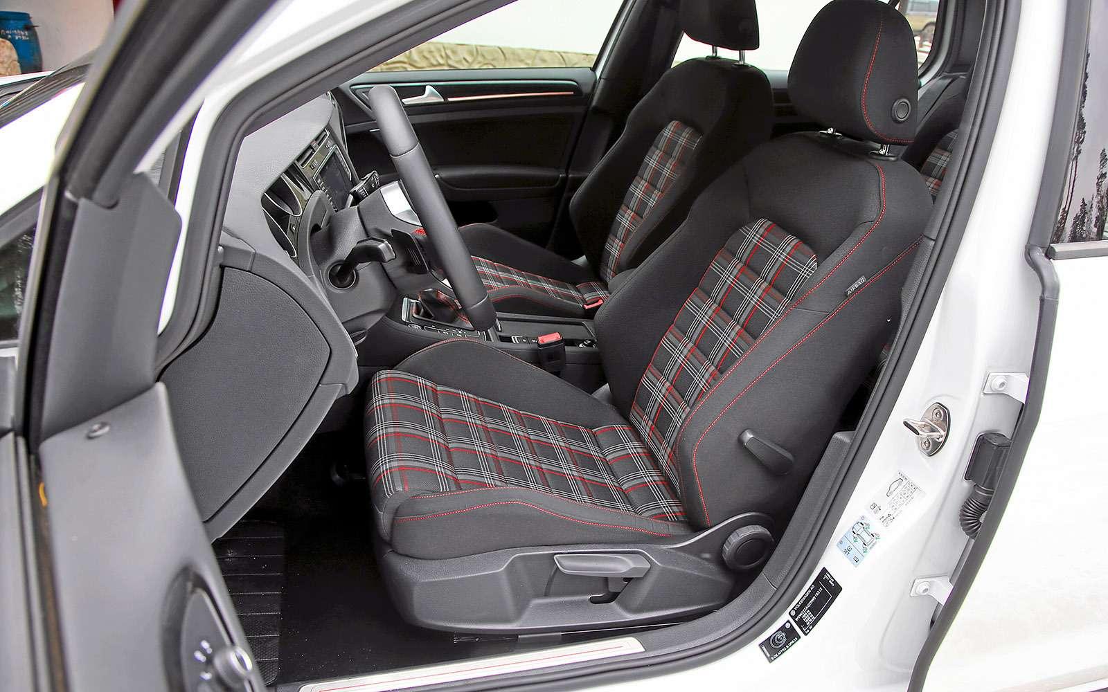 VWGolf GTI против Infiniti Q30—  кто любит погорячее— фото 710190