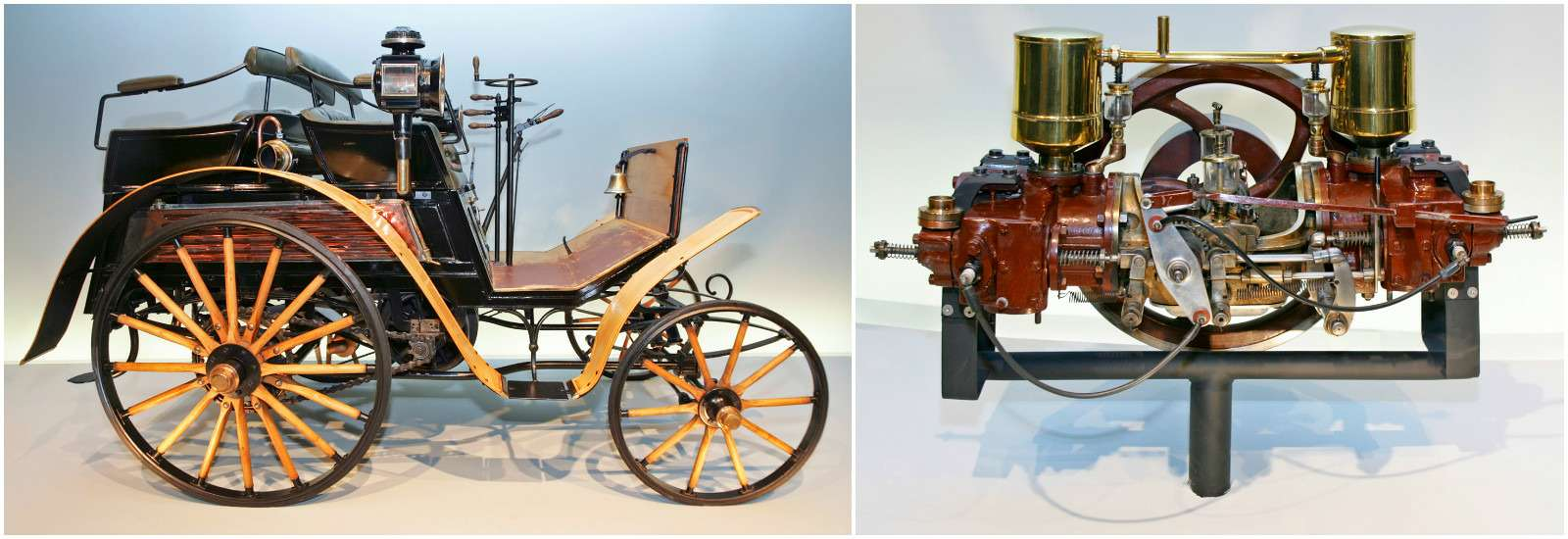 Вспоминаем первые автомобили: прелюдия длятелеги смотором— фото 694132
