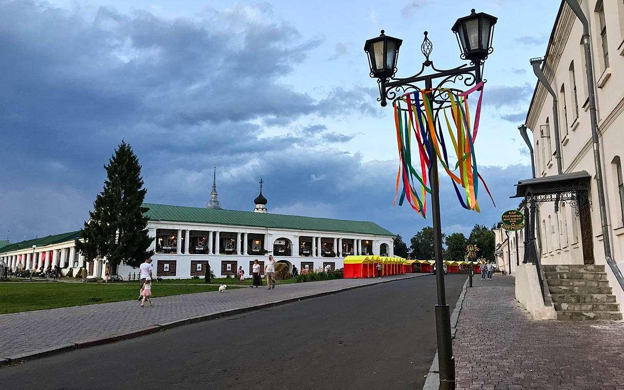 Большое путешествие наШкоде Кодиак: «однушка» наколесах— фото 814222