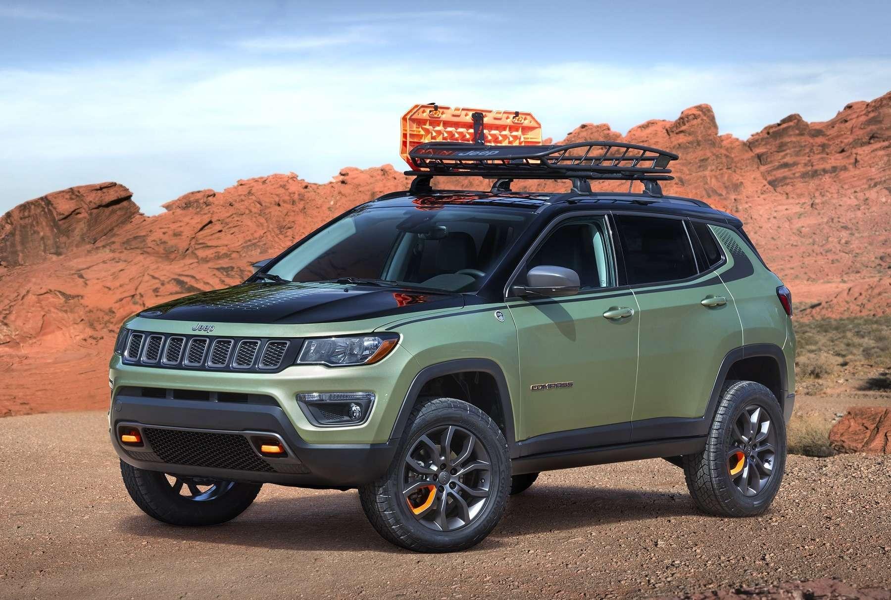 Онвернулся: Jeep представил… Grand Cherokee первого поколения— фото 729910