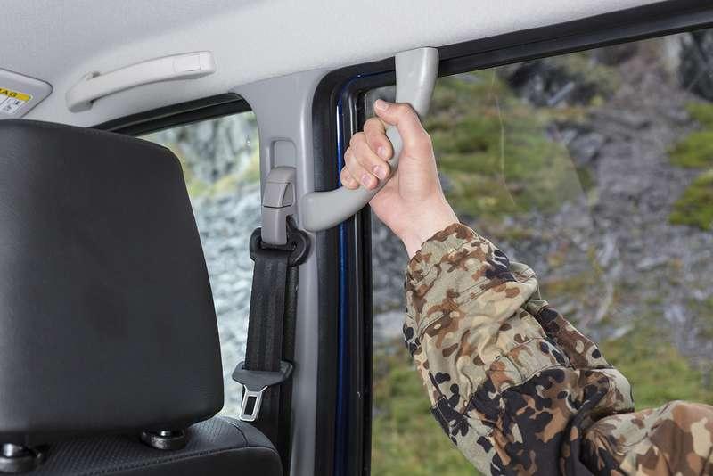 Обновленный УАЗ Патриот: ставка на комфорт
