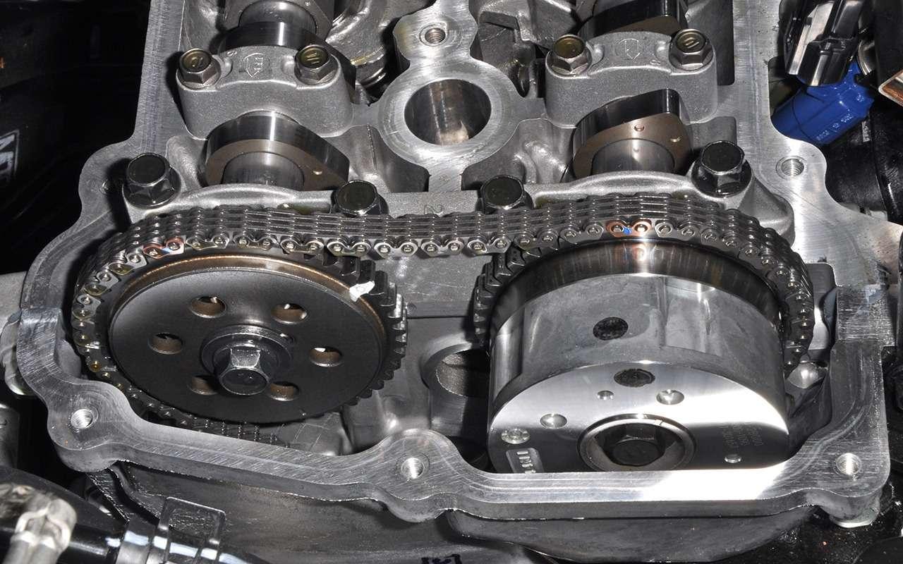 Мифические иреальные проблемы двигателя Hyundai иKia— фото 975840