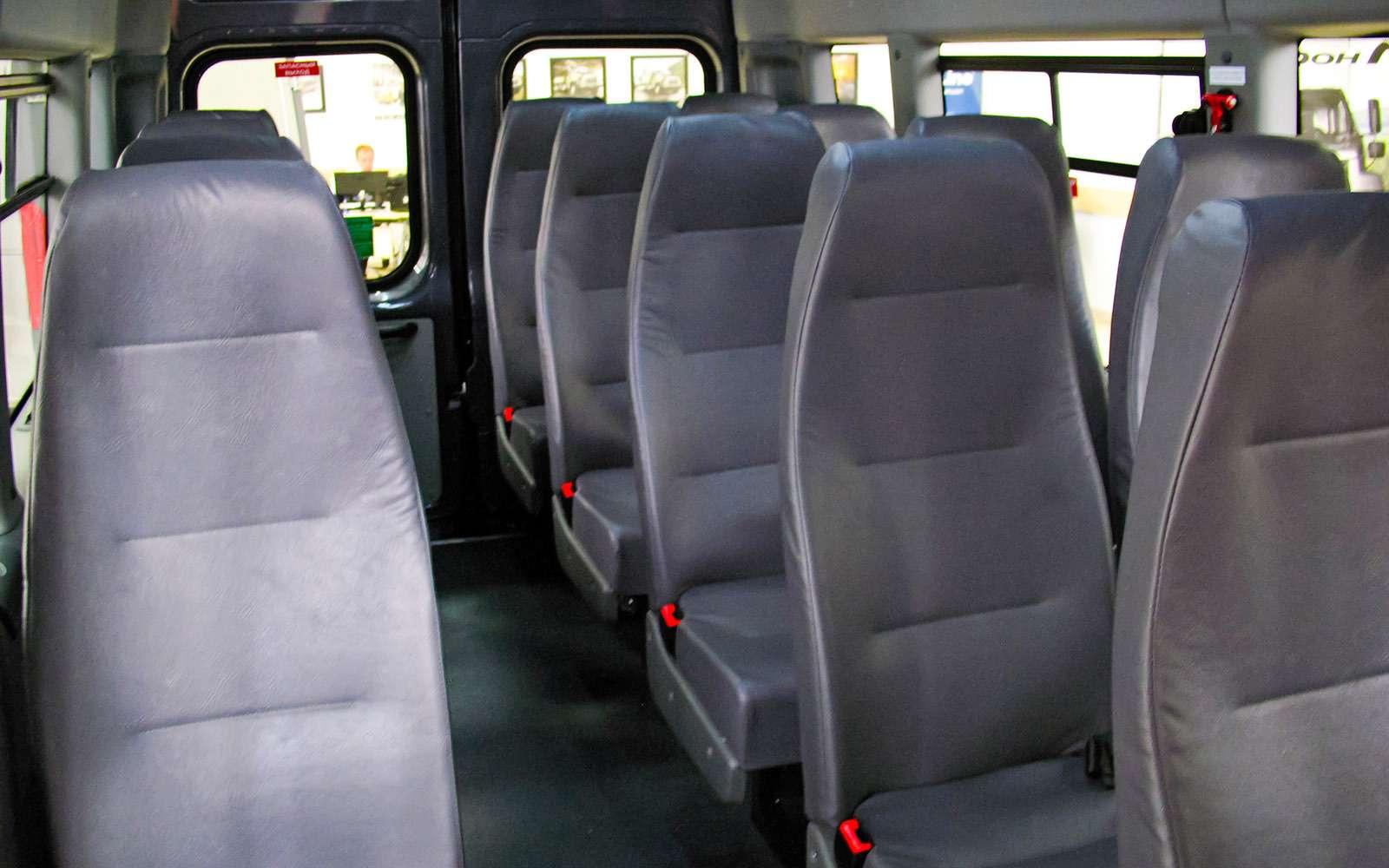 Автобус ГАЗель Next: маршрут построен— фото 766495