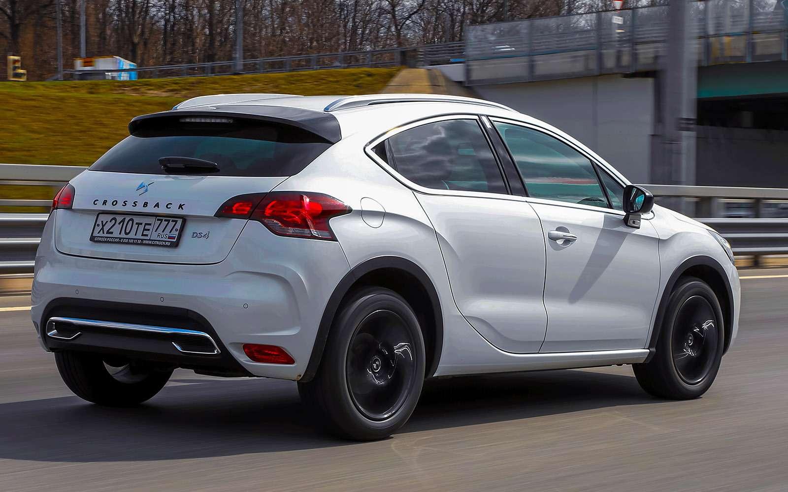 Toyota Prius, DS4Crossback, Mini Cooper— тест наэкономичность— фото 764926