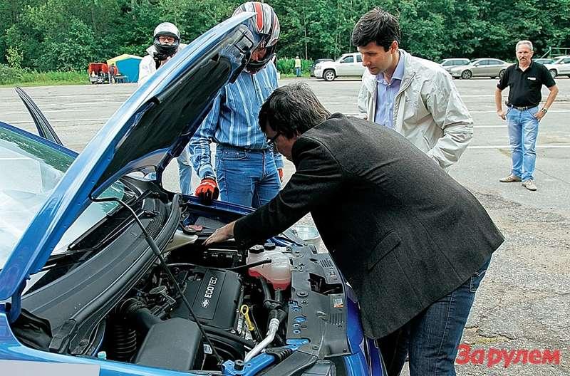 Ошибка антиблокировочной системы стала дляпредставителей «Дженерал моторс» досадной неожиданностью.