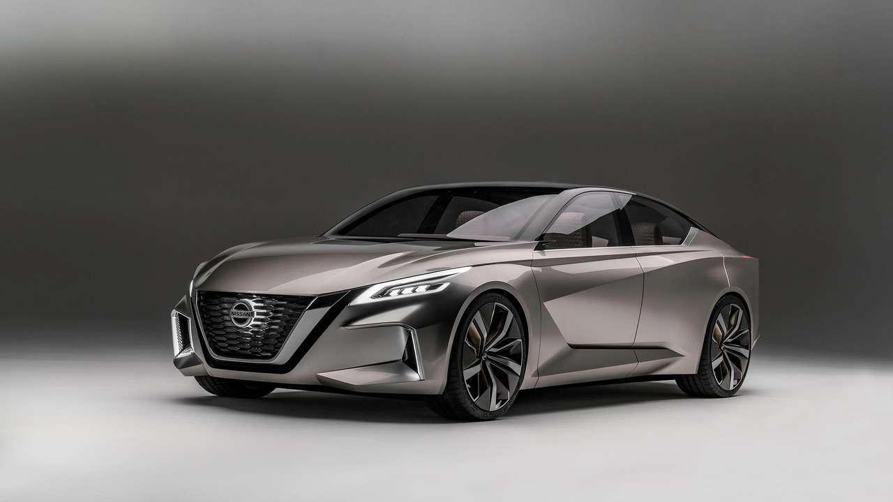 Изближайшего будущего: Nissan Vmotion 2.0все сделает сам— фото 690692