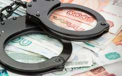 Инкассатор угнал служебный автомобиль, перевозивший 40млн рублей
