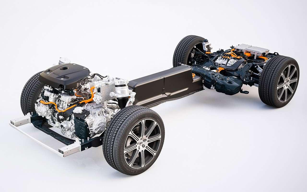 Самый быстрый Volvo: гибридный тест-драйв— фото 1120178
