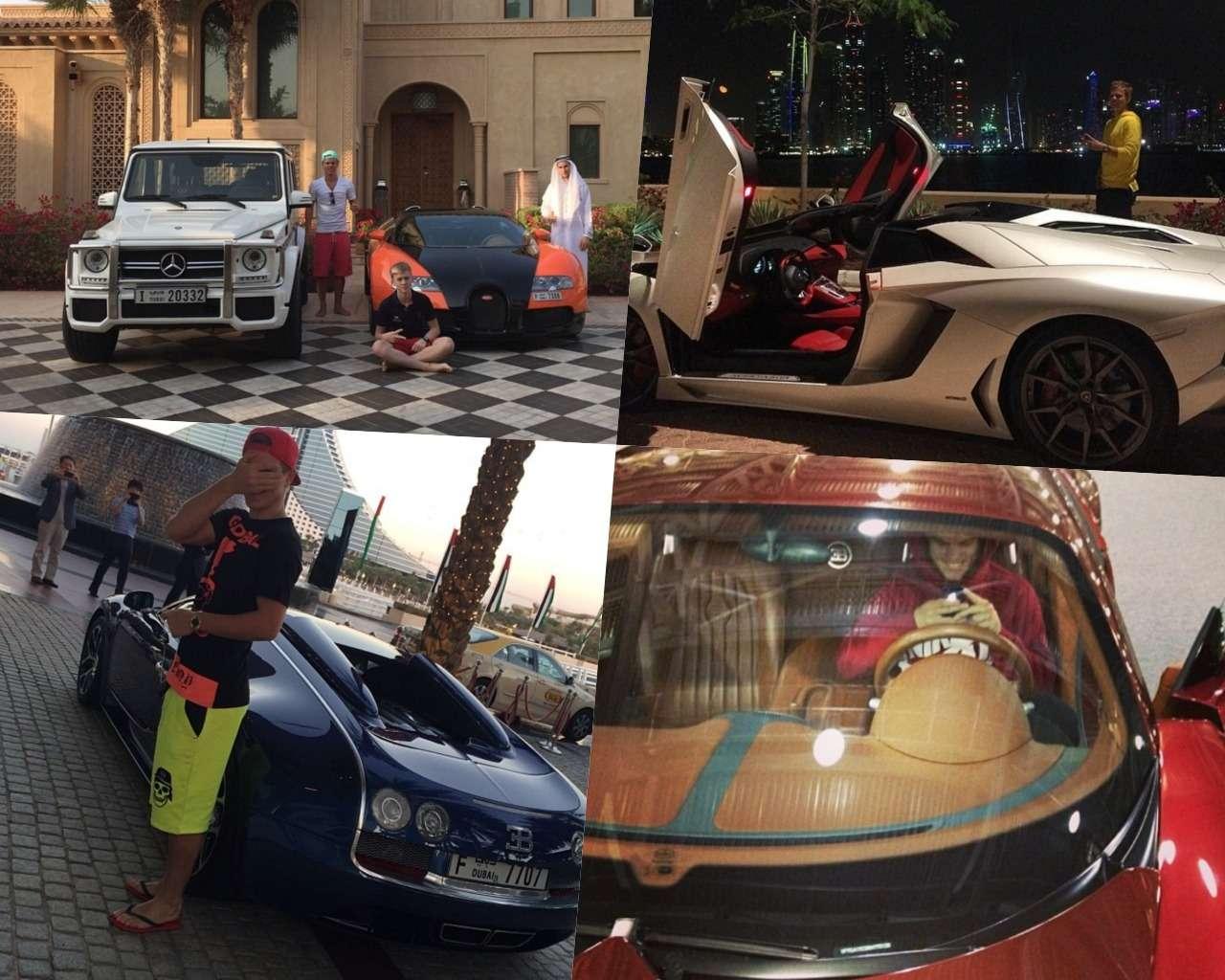 Автопарк Кокорина иМамаева: ржавеющие миллионы— фото 928424