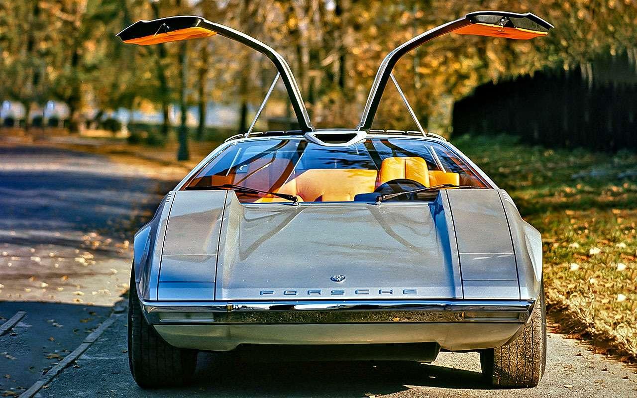 Volkswagen-Porsche Tapiro (1970)