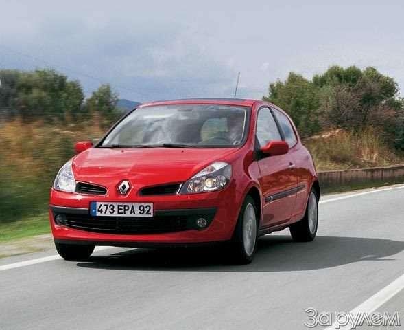 Renault Clio III. Муза электроники— фото 59800