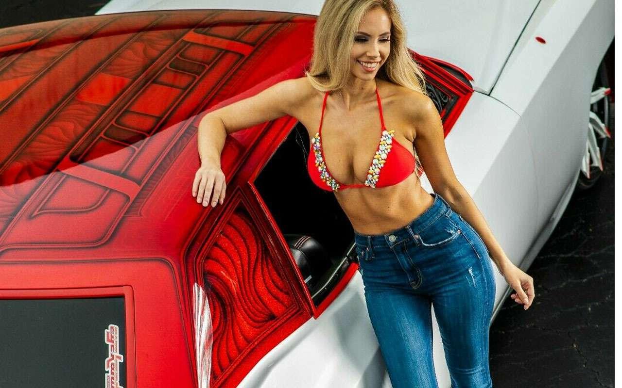 Воттак надо занижать подвеску— показывает Cadillac— фото 1116471